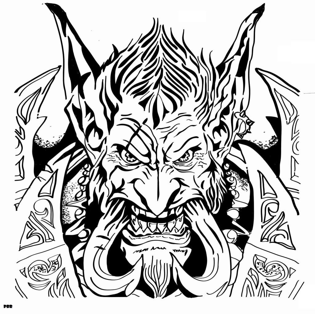 Les dessins de pinees warcraft people - Dessin de troll ...