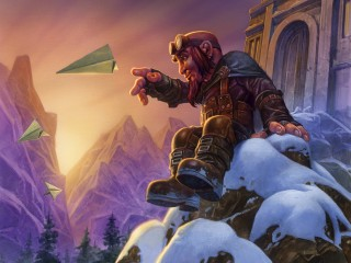 Nouvelles illustrations dans la galerie Blizzard