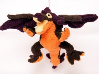 Peluche du dragonnet onyxien