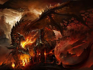 Artworks de Cataclysm et fan arts d'Aile de Mort