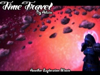 Exploration – Time Travel par Alizia
