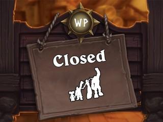 Fermeture de Warcraft People