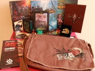 Remportez une sacoche BlizzCon 2008 sur JudgeHype
