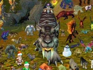 Marché aux mascottes sur Kirin Tor ce vendredi