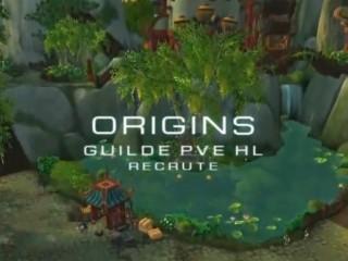 Vidéo promotionnelle de la guide Origins sur Cho'Gall