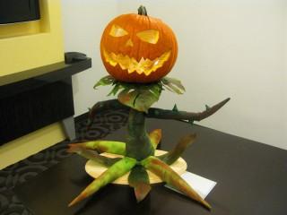 Un sprotchelin sinistre pour Halloween