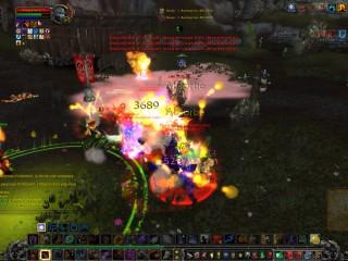 Champs de bataille avec l'équipe Blizzard cette nuit
