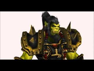Modèles 3D de personnages de Warcraft par Vaanel