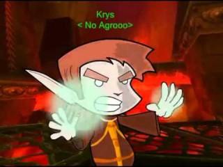 Série animée – Le Mini show de Krys