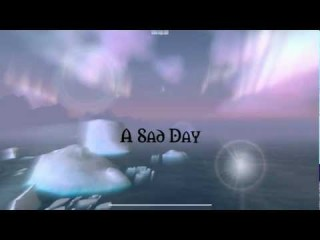 Machinima – A sad day