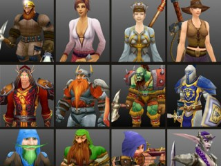 WoW Roleplayer Gear - La transmogrification pour le RP