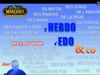 L'Hebdo d'Edo - épisode 9