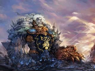 Fan art : Stormprime vs Orgtron