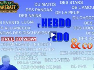 L'Hebdo d'Edo - épisode 14 avec Cirkle