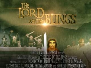 The Lord of the Blings : Parodie du SdA par Hybrim