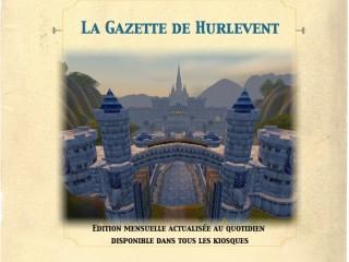 La Gazette de Hurlevent revient pour 2012 !