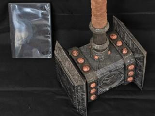Nouvelles images du marteau Doomhammer d'Epic Wepons.