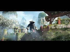 Cinématique d'introduction de Mists of Pandaria