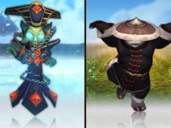 Concours – Monk et Warlock Spirit : 2 mascotte à gagner