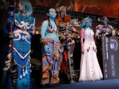 Des cadeaux à gagner à la GamesCom sur le stand Blizzard !