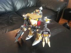 Des constructions MegaBloks Originales