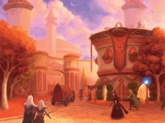 Fan fiction : Saamiallah – Le crépuscule de Lune-d''Argent