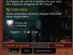 Faut-il supprimer la recherche pour les nouveaux raids ?