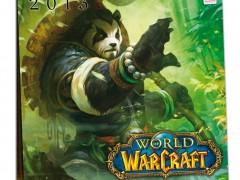 Gagnez un calendrier Mists of Pandaria sur WoW Game Guide