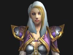 Jaina, futur chef de guerre de la Horde ?