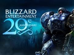 L'histoire de Blizzard dans une frise illustrée