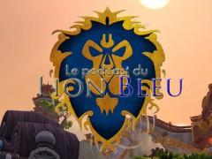 Le Lion Bleu s'endort