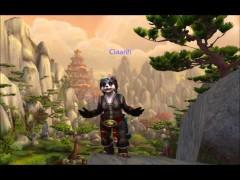 Les emotes humoristiques des Pandarens en vidéo
