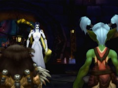 Machinima : Tears To Shed (The Corpse Bride) Akyrix & Sharm