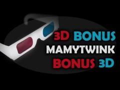 Mamytwink Hors série : 3D et IRL Mamytwink