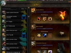 Mascottes liées au compte au patch 5.0.4 : explications