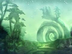 Un morceau electro pour le Rêve d'Émeraude par Battlebeast