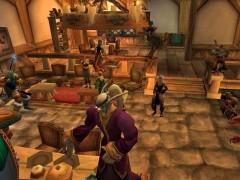 Une fête de village sur les Clairvoyants (20/12)