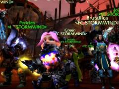 Vidéo – FC Stormwind : Guilde PvP Alliance sur Sargeras
