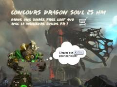 Gagnez un rush de l'Âme des Dragons par Wraith !