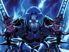 Résultat du concours manga « Death Knight »