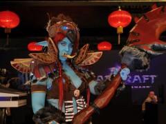 Les cosplays Warcraft et Diablo de la GamesCom