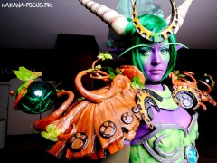 Les Cosplays WoW de Japan Expo 2012