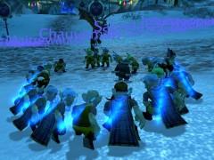 Gnomes Jedi vs DarkTauren ce vendredi à 20h (Hyjal)