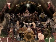 Joyeux Noël de la part d'Olibith
