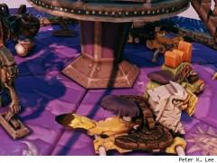 L'incroyable histoire du manège de Sombrelune