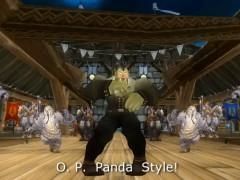 Machinima – OP Panda Style!