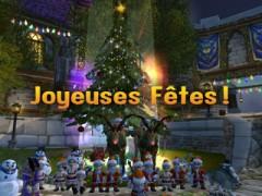 Warcraft People vous souhaite de joyeuses fêtes !