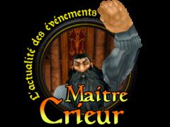 La carte des IRLs de Maître Crieur