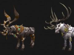 Mop : Nouvelle apparence du Glyphe du Cerf pour les druides