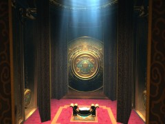 Mists of Pandaria : Quelques images du Palace Mogushan